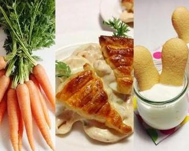 dinner-dienstag // oster-special