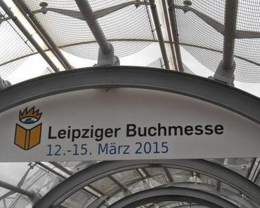 Leipziger Buchmesse 2014 Part II und das was man Folgen nennt ;-))