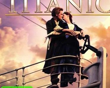 BluRay Disk Review - Titanic 3D