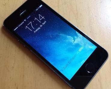 iPhone 5S – meine Meinung