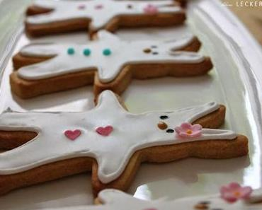 Anleitung: Hasenkekse mit Royal Icing