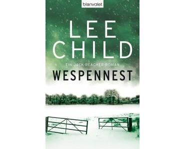 """Neuer Jack Reacher Krimi """"Wespennest"""" von Lee Child erscheint im April"""