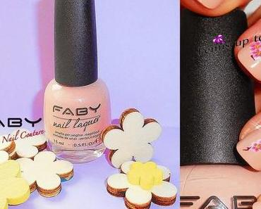 """Faby Nail Laquer """"The Desert Rose"""""""