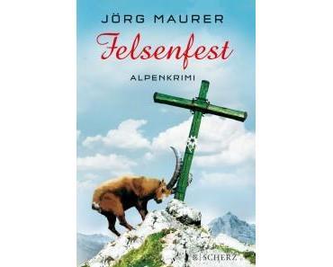Buchreview: Felsenfest von Jörg Maurer