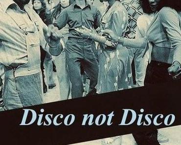 Disco not Disco (free mixtape)