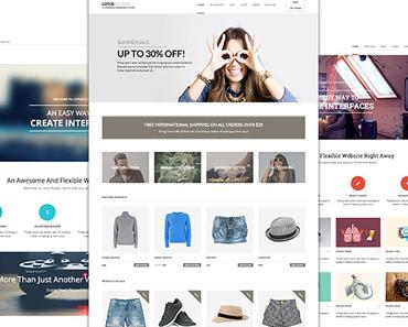 10 sehr gute eCommerce Themes für WordPress