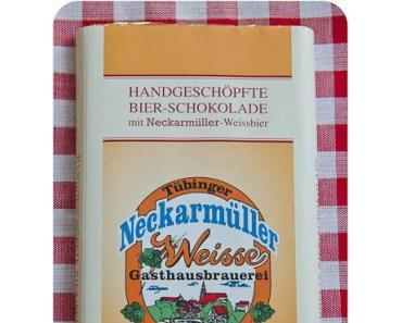 Handgeschöpfte Bier-Schokolade und Dschungelbräu