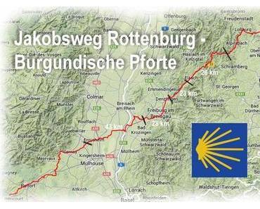 Jakobsweg: Wolfach – Elzach