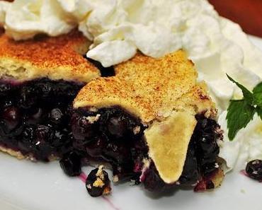 Tag des Blaubeerkuchen – der amerikanische Blueberry Pie Day