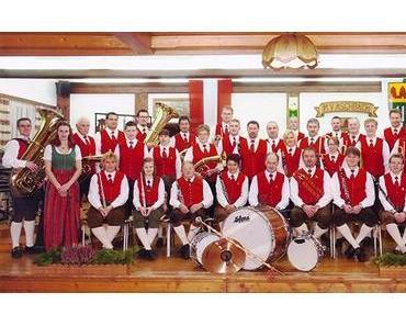Platzwahl 2014 – GESUCHT: Beliebteste Blasmusikkapelle – Stimme für Musikverein Aschbach