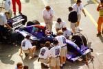 Formel 1: Das schwarze Wochenende in Imola – Der Samstag