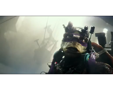Trailerpark: Cowabunga! - Zweiter Trailer zu TEENAGE MUTANT NINJA TURTLES