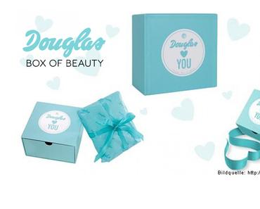 Douglas Box of Beauty April