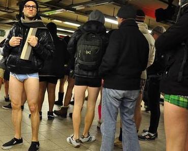 Ohne-Hose-Tag – der No-Pants-Day 2014