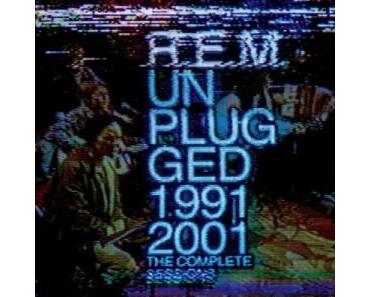 R.E.M. mit Unplugged – The Complete 1991 and 2001 Sessions