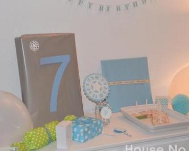 Happy Birthday 7 Jahre und 5 Jahre  Bloggeburtstag !!!