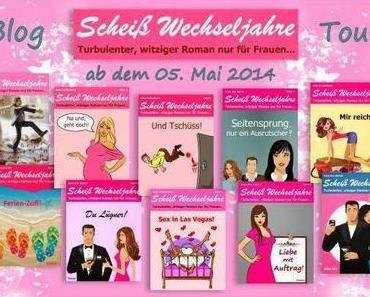 """[Blogtour] Tag 2 der Blogtour """"Scheiß Wechseljahre"""""""