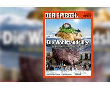 »Der Spiegel« mit neuem Layout