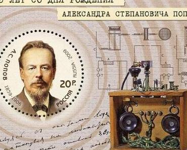 Radiotag oder der Tag des Radios in Russland