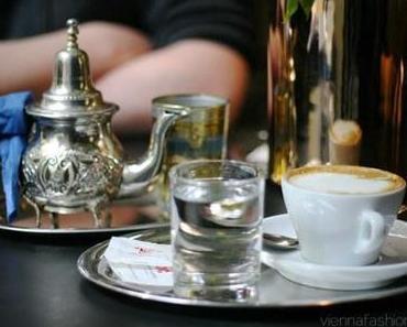 Frühstück im Cafe Ansari