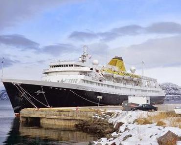 Ambiente Kreuzfahrten: MS Azores: Zwei Nordkap-Reisen zusammengelegt