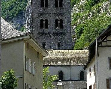 Wo liegt das älteste Kloster des Okzidents?