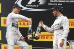 Formel 1: Hamilton holt vierten Sieg in Serie