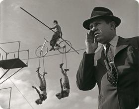 DER REGISSEUR  ALS FOTOGRAF: STANLEY KUBRICK