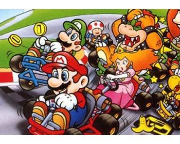 Rewind: Mario Kart