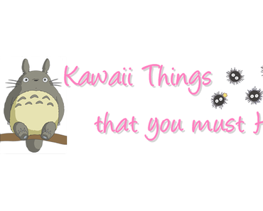 Kawaii Things that you must Have #14