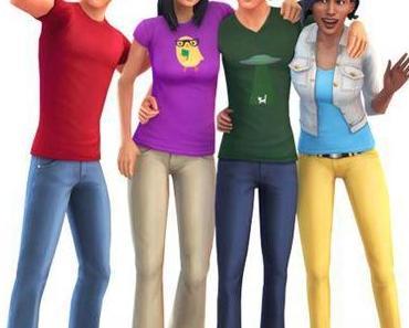 Die Sims 4 – Erstelle einen Sim vorgestellt