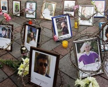Kiew gibt sich indirekt die (Mit-)Schuld am Blutbad vom Maidan