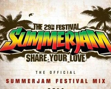 SUMMERJAM FESTIVAL MIX 2014 by SENTINEL SOUND