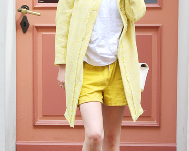 OOTD // Hello Sunshine!