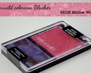 [Review]: wet-n-wild coloricon Blusher in Mellow Wine