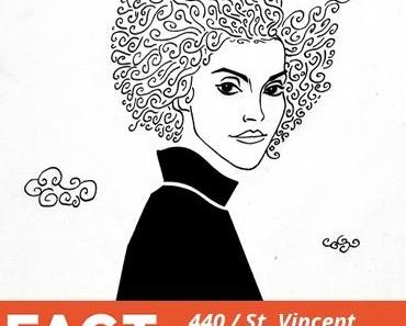 FACT mix 440 – St. Vincent (free download)