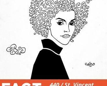 FACT mix 440 – St. Vincent (free download)