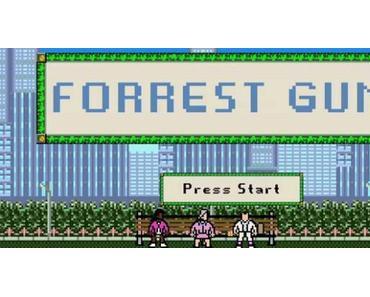 Forrest Gump als 8-bit Videospiel