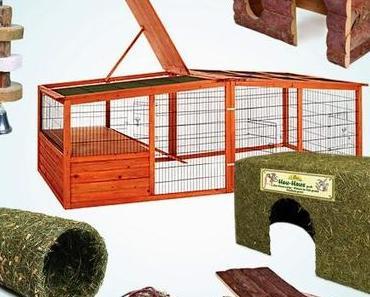 DIY: Kaninchen-Gehege