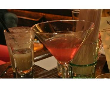 Nespresso Aperitivo in der Kruger's Bar