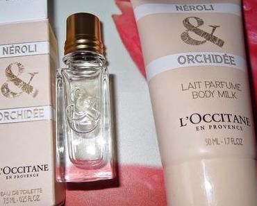 Review: L´Occitane Neroli & Orchidee