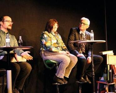 """Goethe kommt mir komisch"" am 22.05.2014 im Theater Neu-Ulm:"