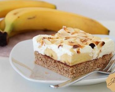 [Ni] Bananenkuchenliebe - aber bitte mit Sahne {Rezept}
