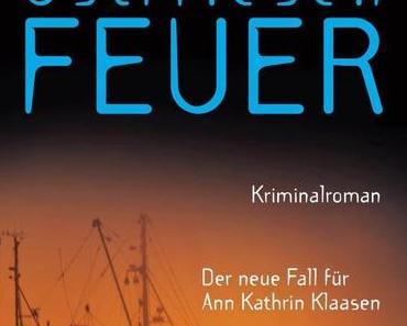 Rezension // Ostfriesenfeuer - Klaus-Peter Wolf