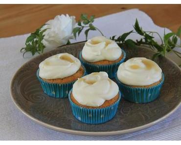 Cupcakes mit Crema catalana