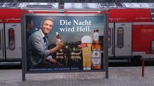 Geschönte Werbung mit Photoshop