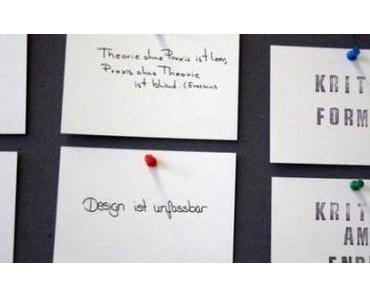 ALLES KRITIK – ALLES DESIGN Designsymposium FH Vorarlberg