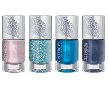 """PREVIEW: Catrice Limited Edition """"LE GRAND BLEU"""""""