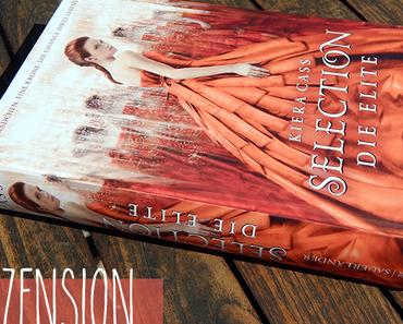 """ Rezension  """"Selection - Die Elite"""" von Kiera Cass"""