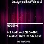 Mehdispoz - A Man Lost Inside The Acid House